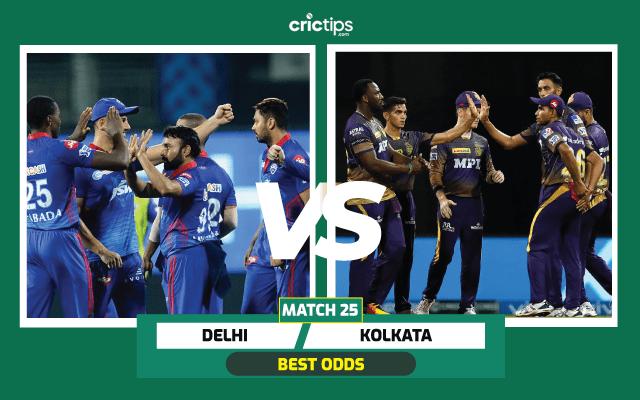 IPL Delhi vs Kolkata