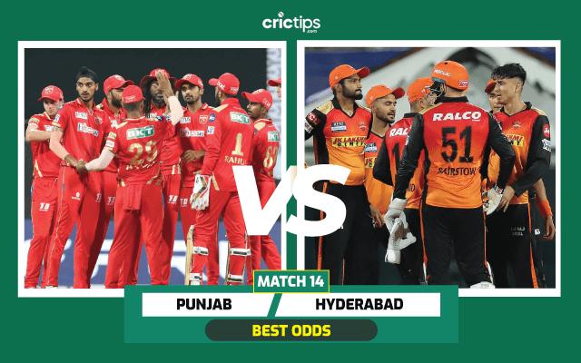 Punjab vs Hyderabad