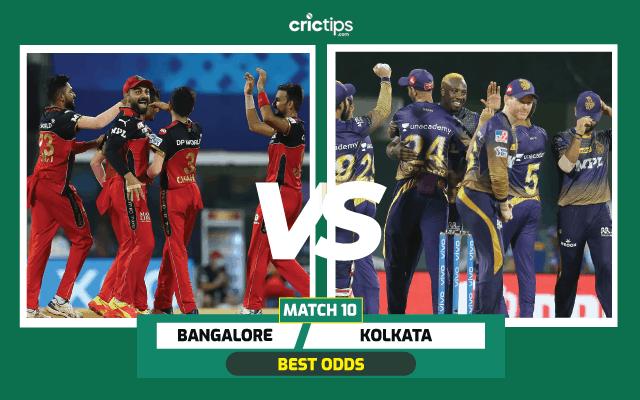 Bangalore vs Kolkata