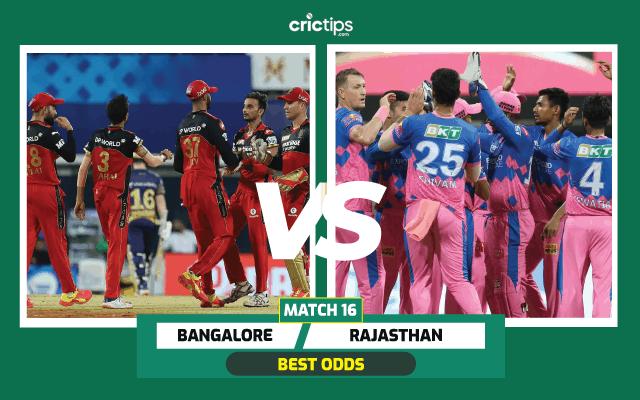 Bangalore vs Rajasthan