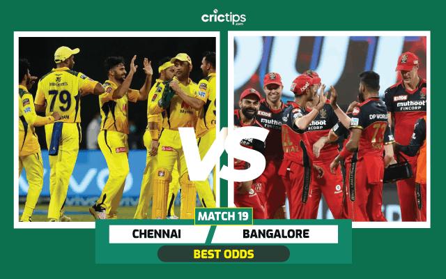 Chennai vs Bangalore