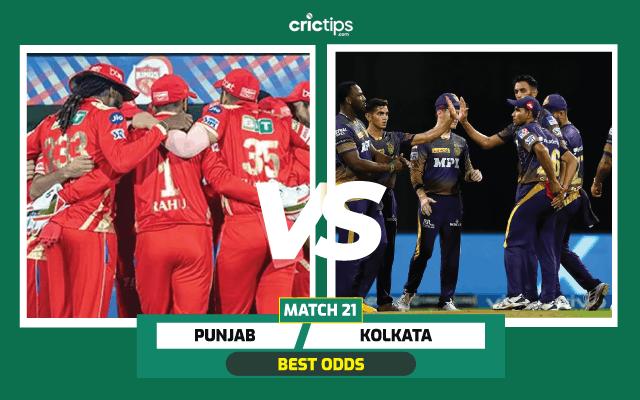 IPL Prediction Punjab vs Kolkata