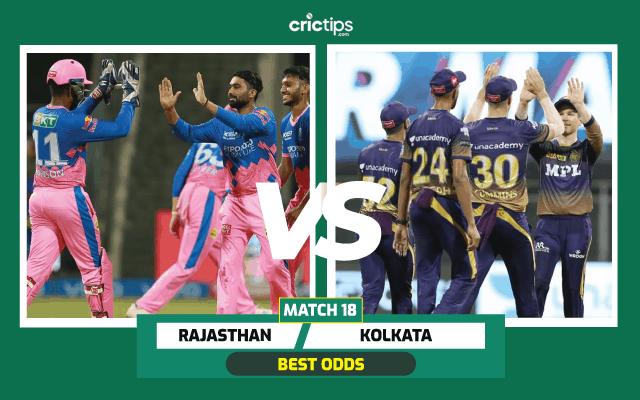 Rajasthan vs Kolkata